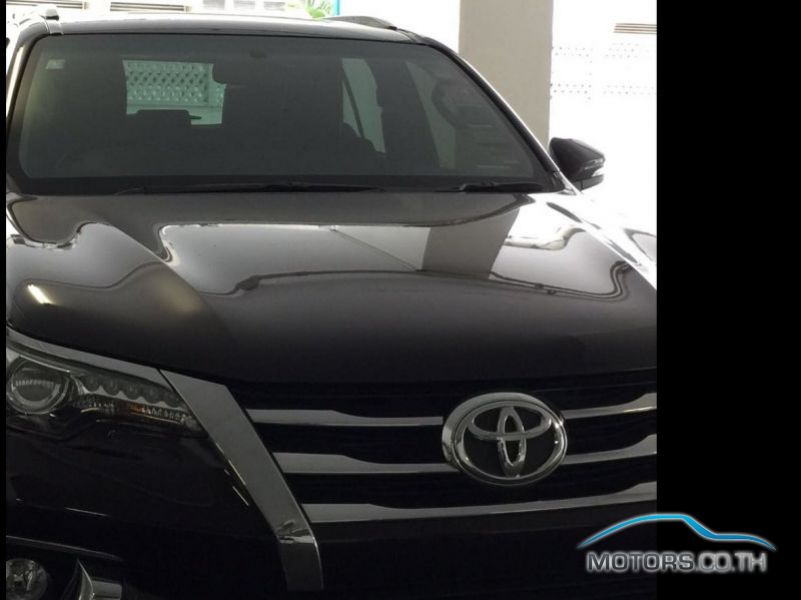 New, Used & Secondhand Cars TOYOTA FORTUNER (2015)