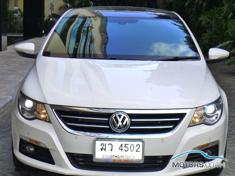 รถใหม่, รถมือสอง VOLKSWAGEN PASSAT (2011)