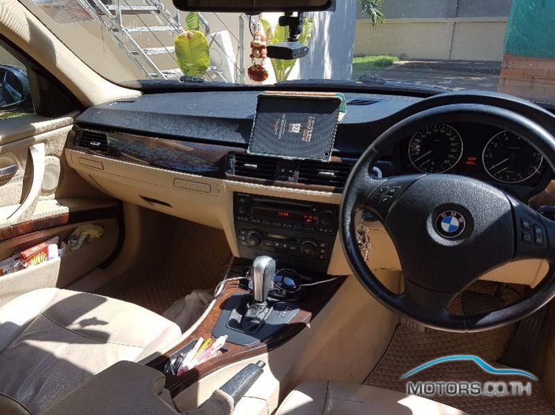 รถใหม่, รถมือสอง BMW SERIES 3 (2012)