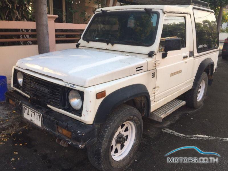รถมือสอง, รถยนต์มือสอง SUZUKI CARIBIAN (1995)