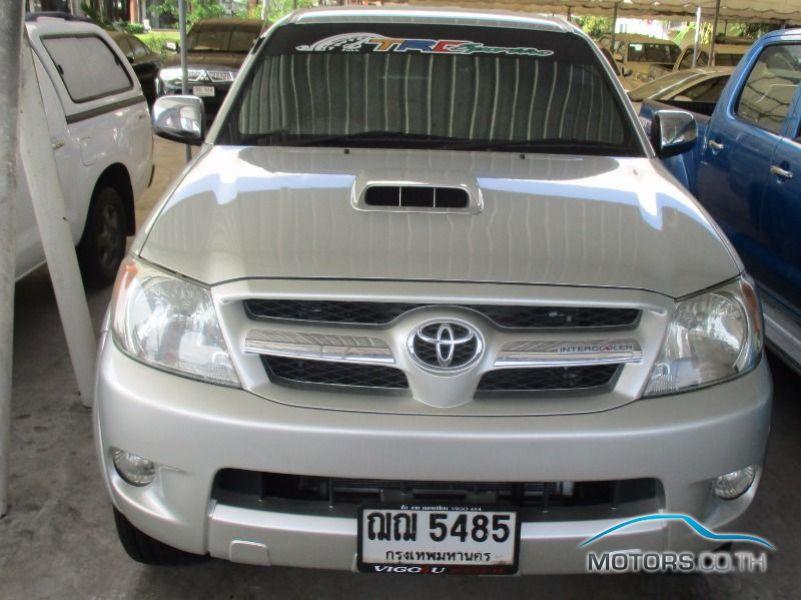 รถมือสอง, รถยนต์มือสอง TOYOTA HILUX VIGO D4D (2008)