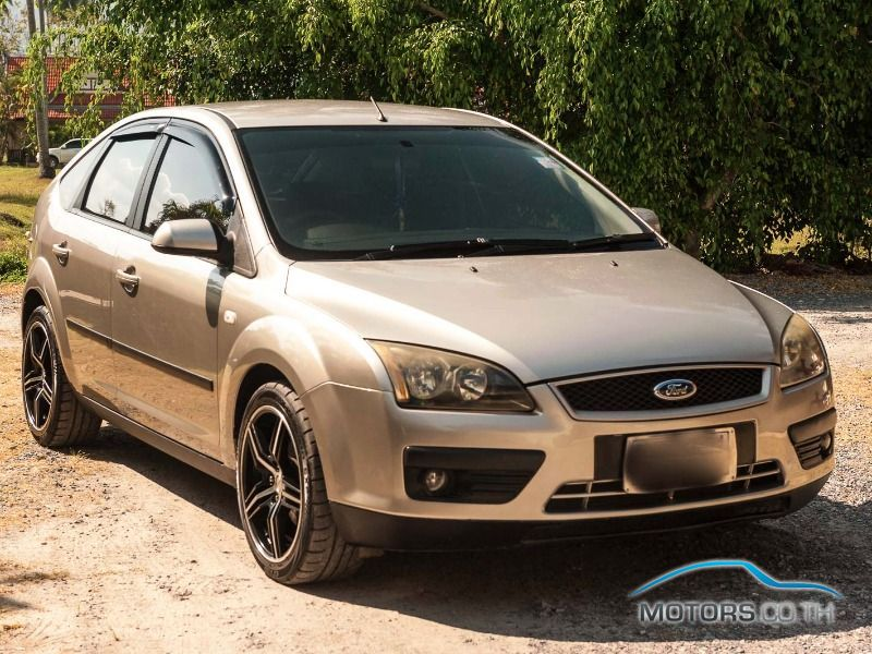 Secondhand FORD FOCUS (2006)
