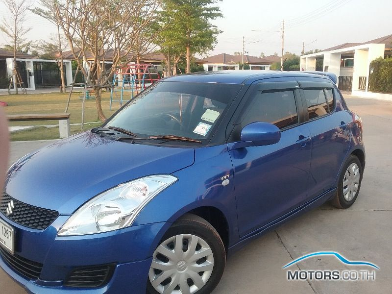 New, Used & Secondhand Cars SUZUKI SWIFT (2012)