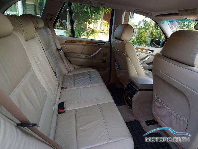 รถใหม่, รถมือสอง BMW X5 (2002)