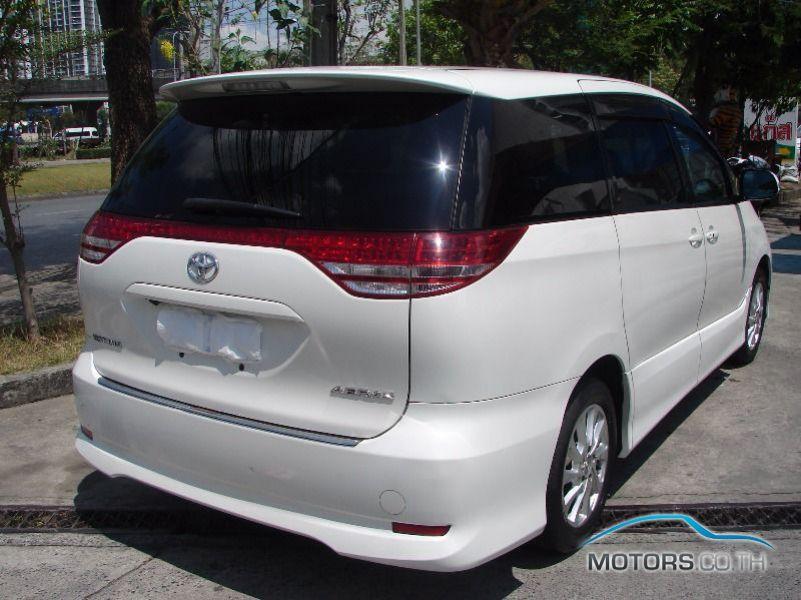รถมือสอง, รถยนต์มือสอง TOYOTA ESTIMA (2008)