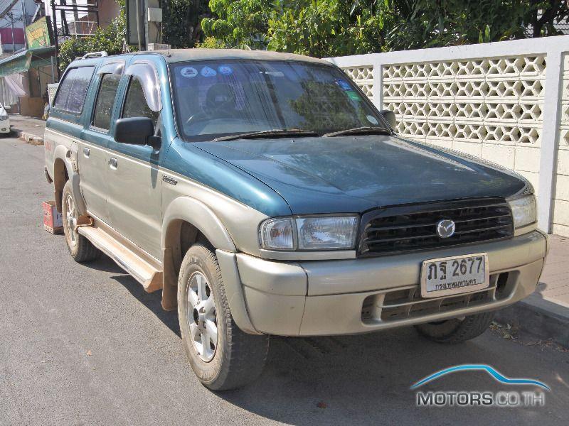 รถมือสอง, รถยนต์มือสอง MAZDA FIGHTER (2001)