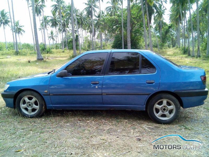 รถใหม่, รถมือสอง PEUGEOT 306 (1999)