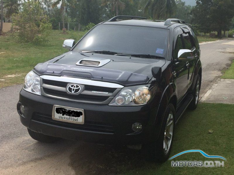 New, Used & Secondhand Cars TOYOTA FORTUNER (2008)