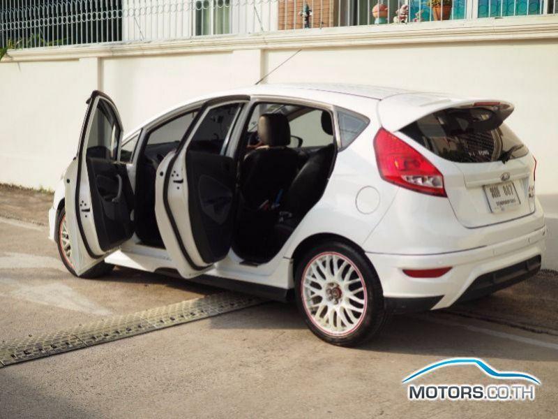 รถใหม่, รถมือสอง FORD FIESTA (2012)