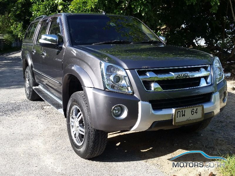 Secondhand ISUZU D-MAX (2010)