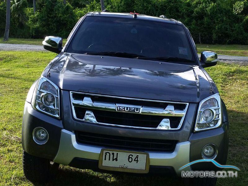 รถใหม่, รถมือสอง ISUZU D-MAX (2010)