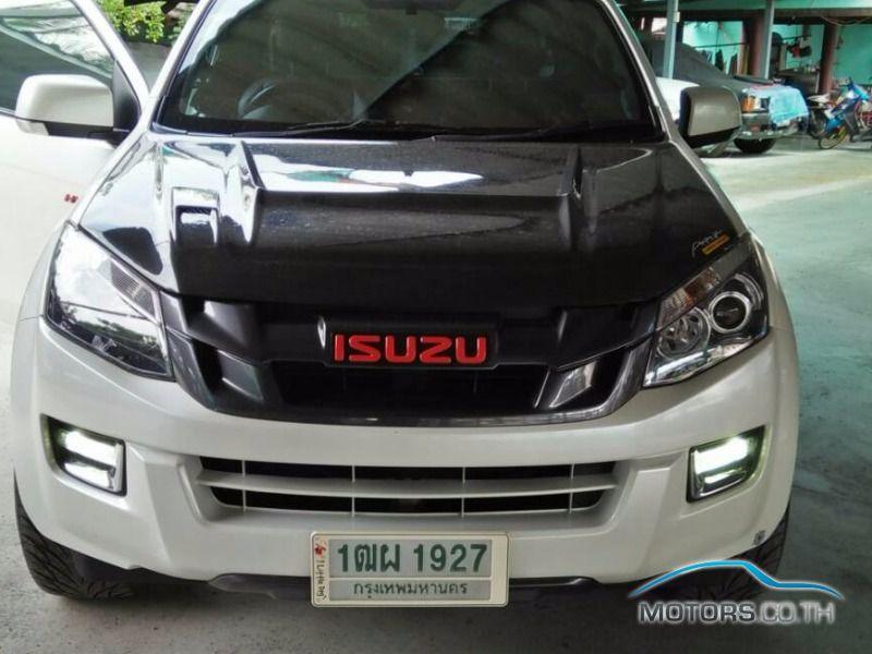 รถมือสอง, รถยนต์มือสอง ISUZU D-MAX (2015)