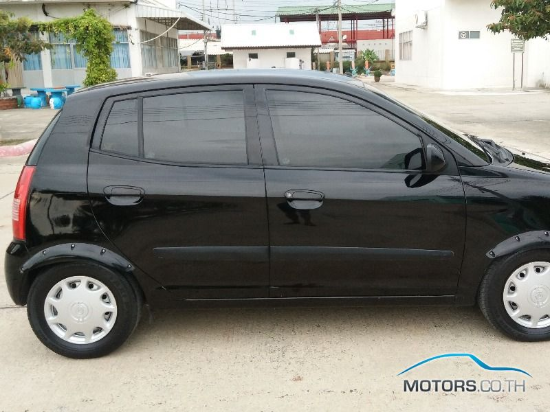 Secondhand KIA PICANTO (2009)