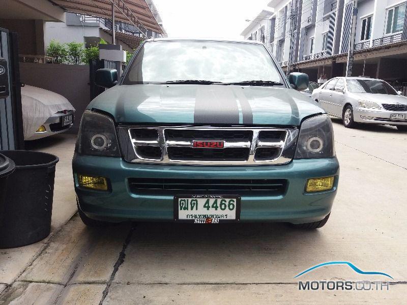 รถมือสอง, รถยนต์มือสอง ISUZU D-MAX (2002)