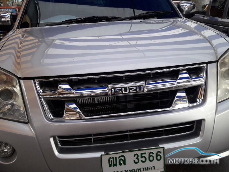 รถมือสอง, รถยนต์มือสอง ISUZU D-MAX (2009)