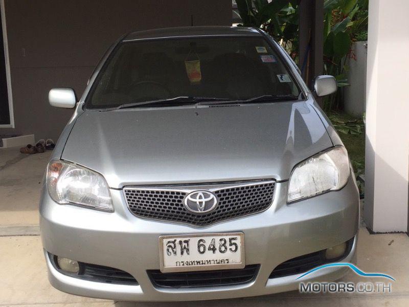 รถมือสอง, รถยนต์มือสอง TOYOTA VIOS (2006)