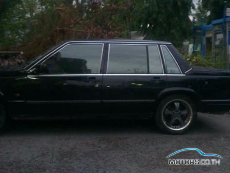Secondhand VOLVO 740 (1986)