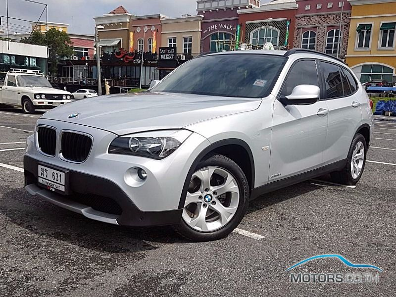 Secondhand BMW X1 (2012)