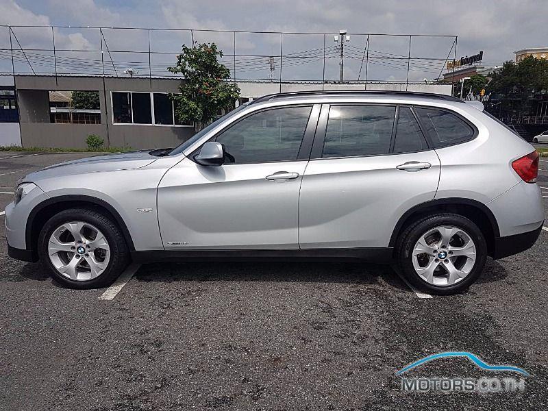 รถใหม่, รถมือสอง BMW X1 (2012)