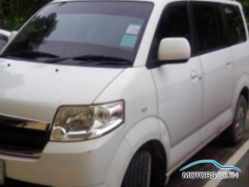 รถใหม่, รถมือสอง SUZUKI APV (2012)