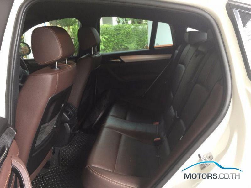 รถใหม่, รถมือสอง BMW X4 (2016)