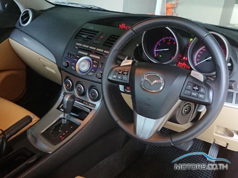 รถใหม่, รถมือสอง MAZDA 3 (2011)