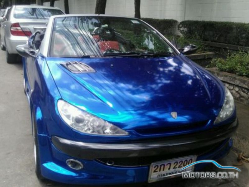 Secondhand PEUGEOT 206 (2003)