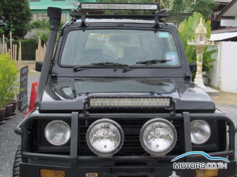 รถใหม่, รถมือสอง SUZUKI JIMNY (1994)