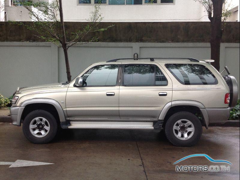 รถมือสอง, รถยนต์มือสอง TOYOTA HILUX SPORT RIDER (2001)