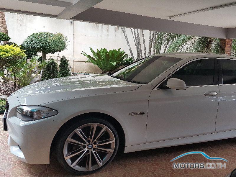 รถมือสอง, รถยนต์มือสอง BMW 525D (2011)