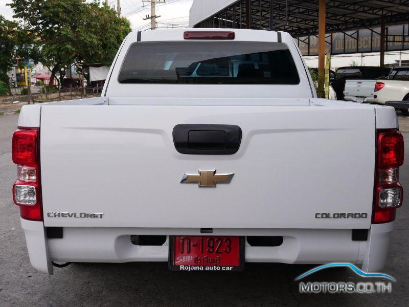 รถใหม่, รถมือสอง CHEVROLET COLORADO (2016)
