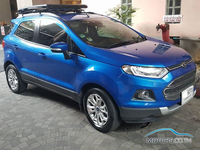 รถมือสอง, รถยนต์มือสอง FORD ECOSPORT (2014)