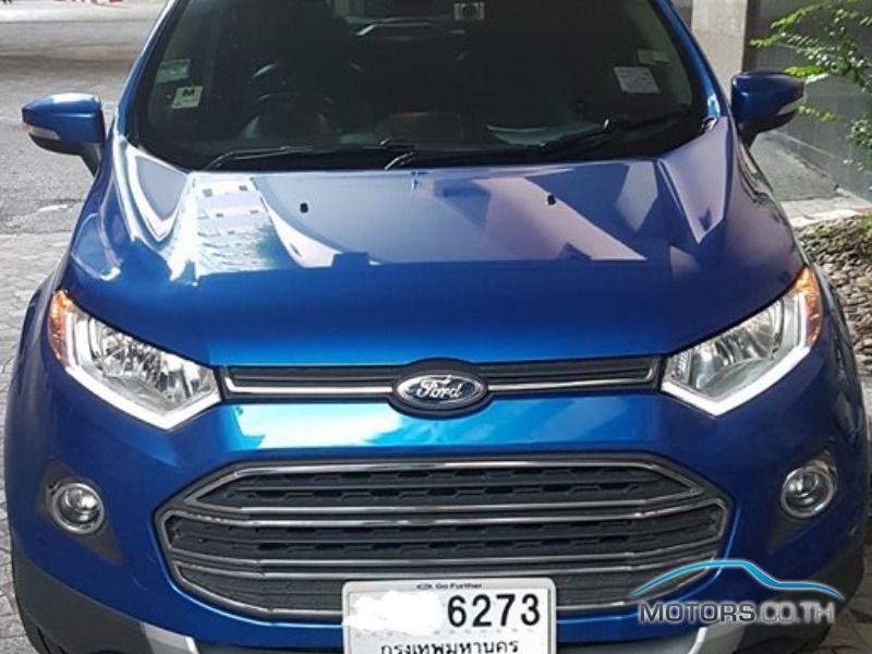 รถใหม่, รถมือสอง FORD ECOSPORT (2014)