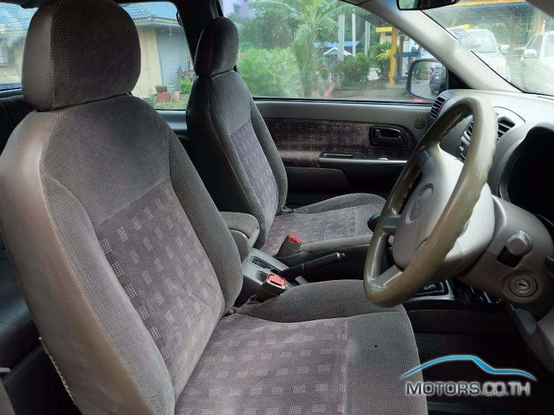 รถใหม่, รถมือสอง ISUZU D-MAX (2004)