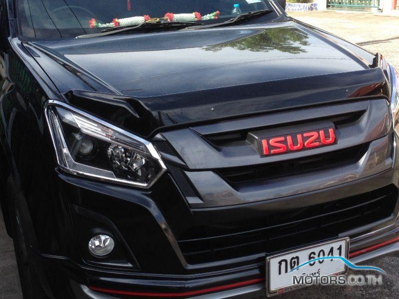 รถมือสอง, รถยนต์มือสอง ISUZU D-MAX (2016)
