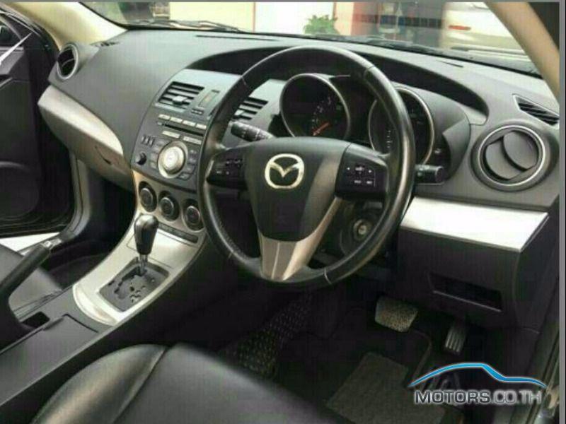 รถใหม่, รถมือสอง MAZDA 3 (2012)