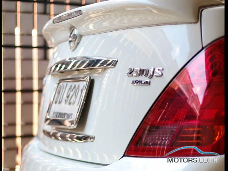 รถมือสอง, รถยนต์มือสอง NISSAN TEANA (2007)