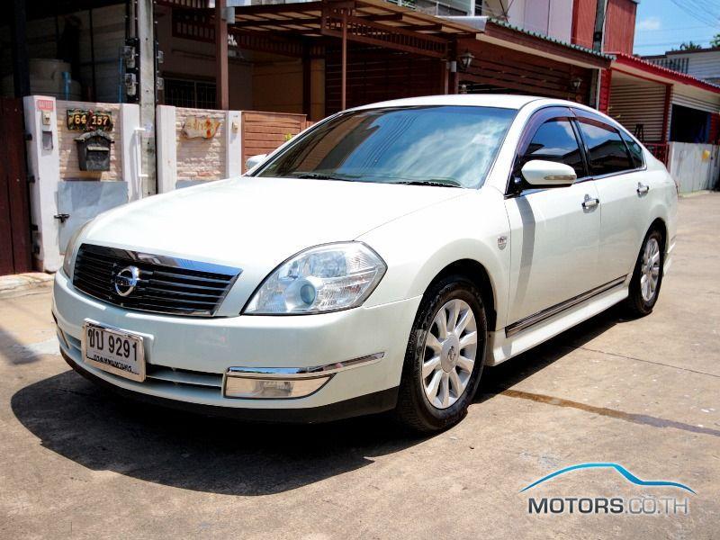 รถใหม่, รถมือสอง NISSAN TEANA (2007)
