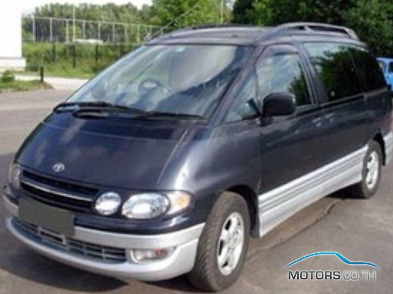 รถมือสอง, รถยนต์มือสอง TOYOTA ESTIMA (1997)