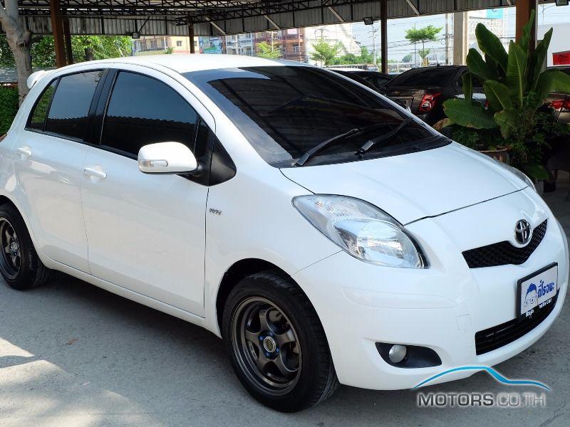 รถมือสอง, รถยนต์มือสอง TOYOTA YARIS (2012)