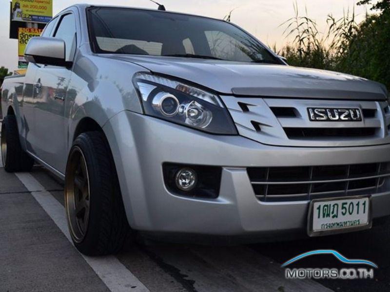 รถมือสอง, รถยนต์มือสอง ISUZU D-MAX (2014)