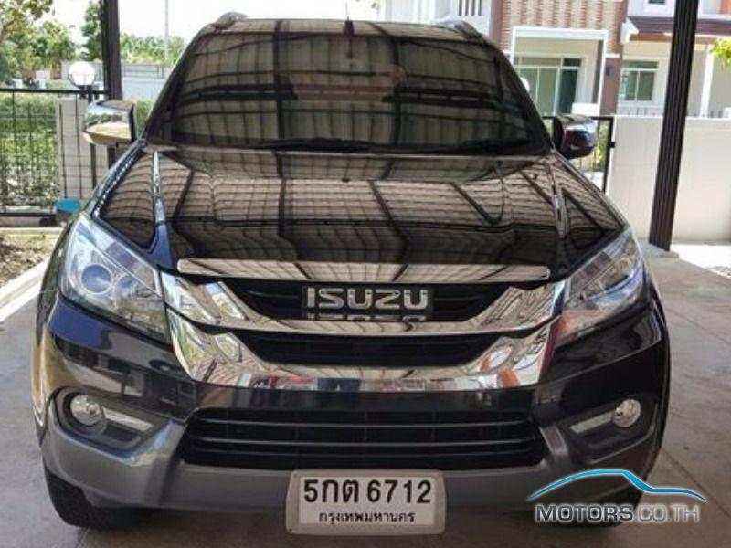 รถมือสอง, รถยนต์มือสอง ISUZU MU-X (2014)