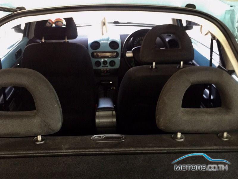 รถใหม่, รถมือสอง VOLKSWAGEN BEETLE (2011)
