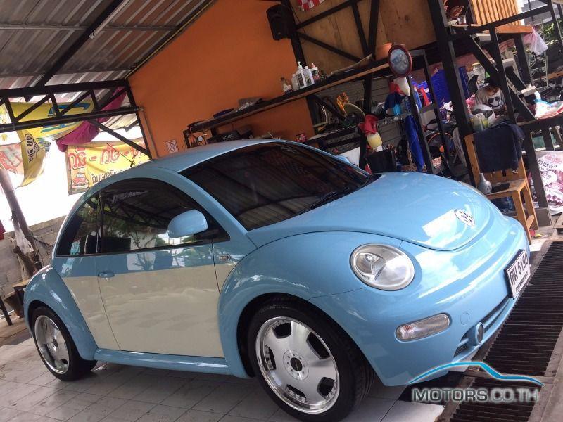 รถมือสอง, รถยนต์มือสอง VOLKSWAGEN BEETLE (2011)
