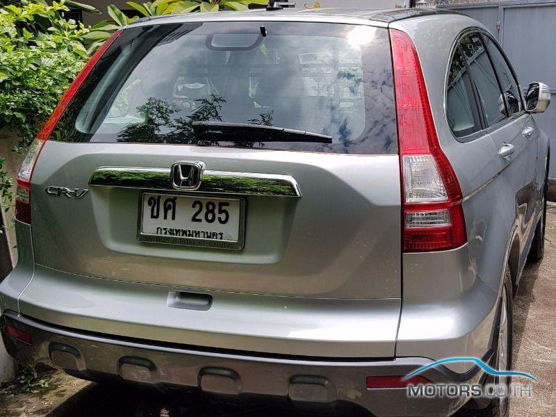 รถใหม่, รถมือสอง HONDA CR-V (2008)