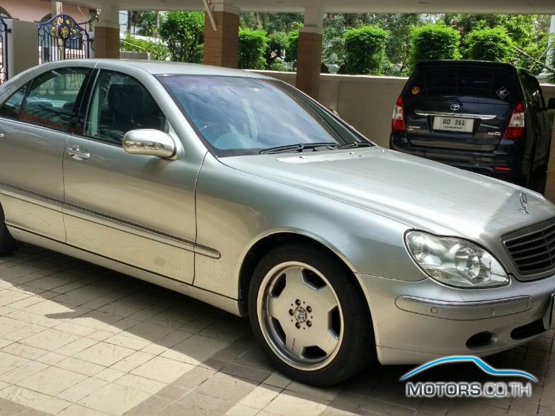 Mercedes benz s280 2002 for Mercedes benz s280 for sale