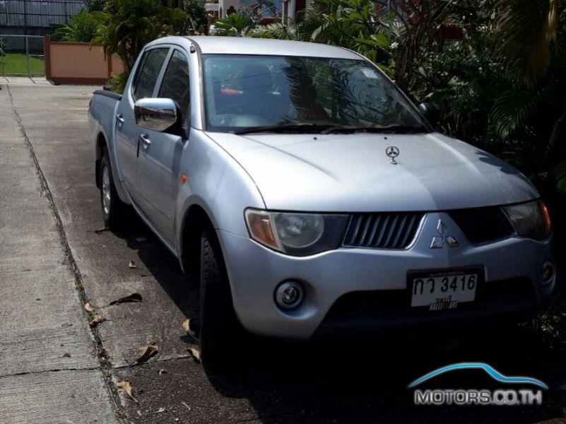 รถมือสอง, รถยนต์มือสอง MITSUBISHI TRITON (2008)