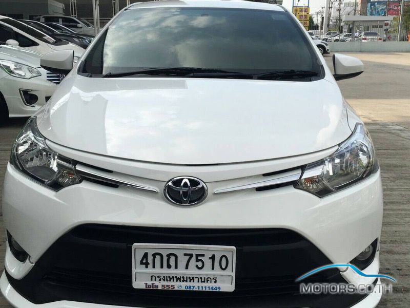 Secondhand TOYOTA VIOS (2015)