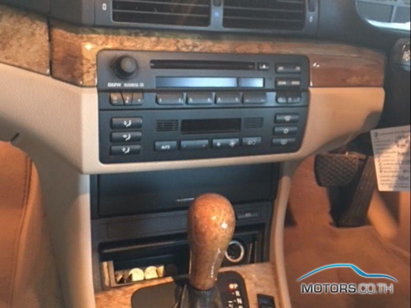 รถใหม่, รถมือสอง BMW 320CI (2002)
