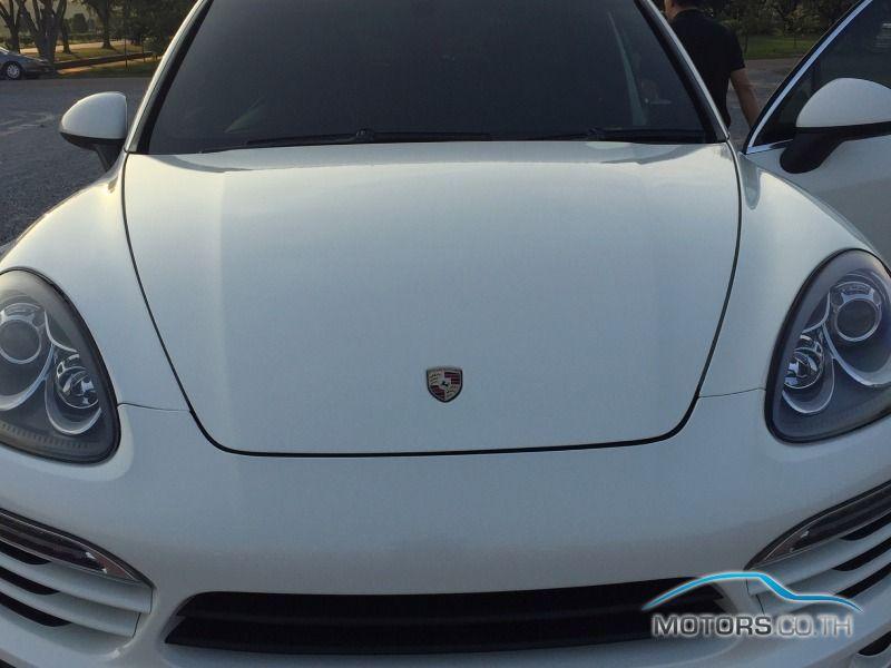 รถมือสอง, รถยนต์มือสอง PORSCHE CAYENNE (2010)